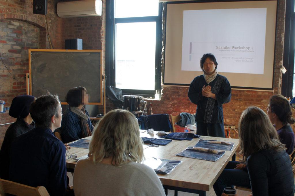 2017 Sashiko Workshops