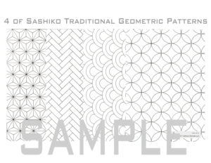 Traditional Geometric Patterns
