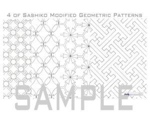 Modified Geometric Patterns