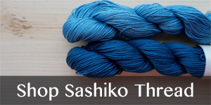 Shop our Sashiko Thread