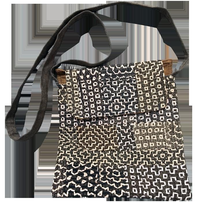 Custom made Sashiko Bag