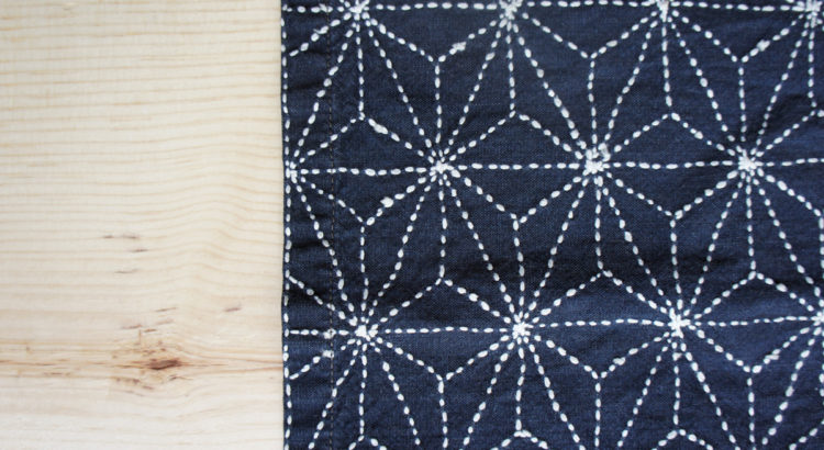 Sashiko Swatches Collection Preview