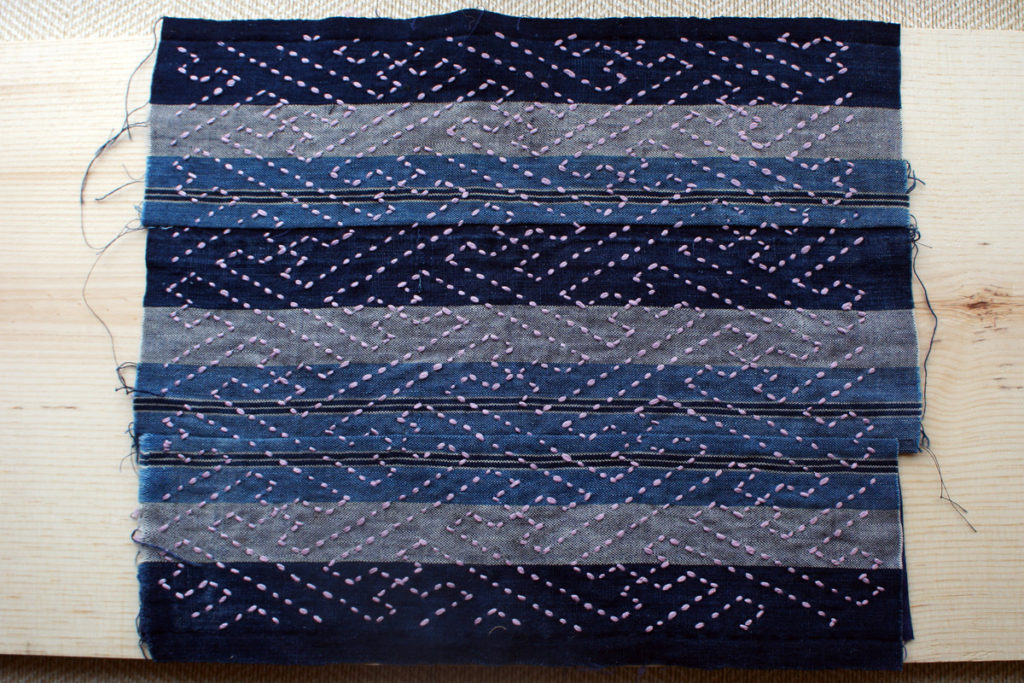 Sashiko Swatches Second 2