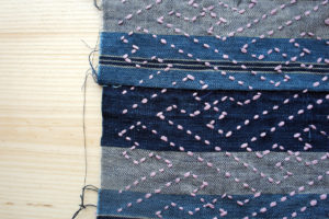 Sashiko Swatches second