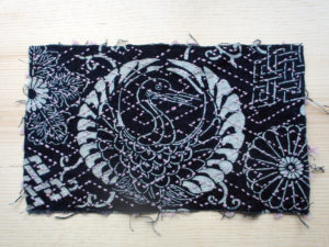 Sashiko Stitched Fabric