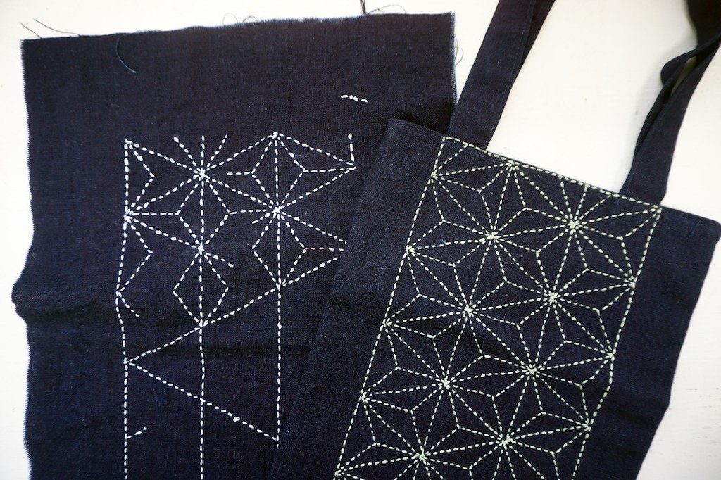 Hands-on Sashiko Workshop Asanoha