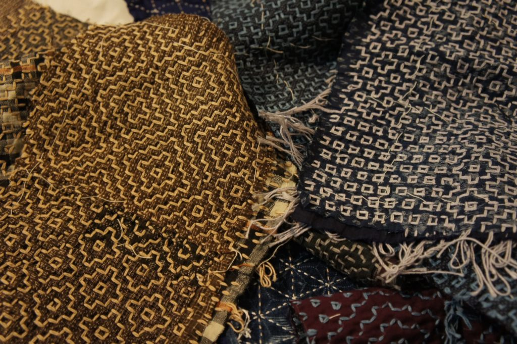 HandsOn Sashiko Workshops Hitomezashi