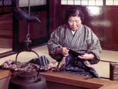 Mingei Art Movement Sashiko