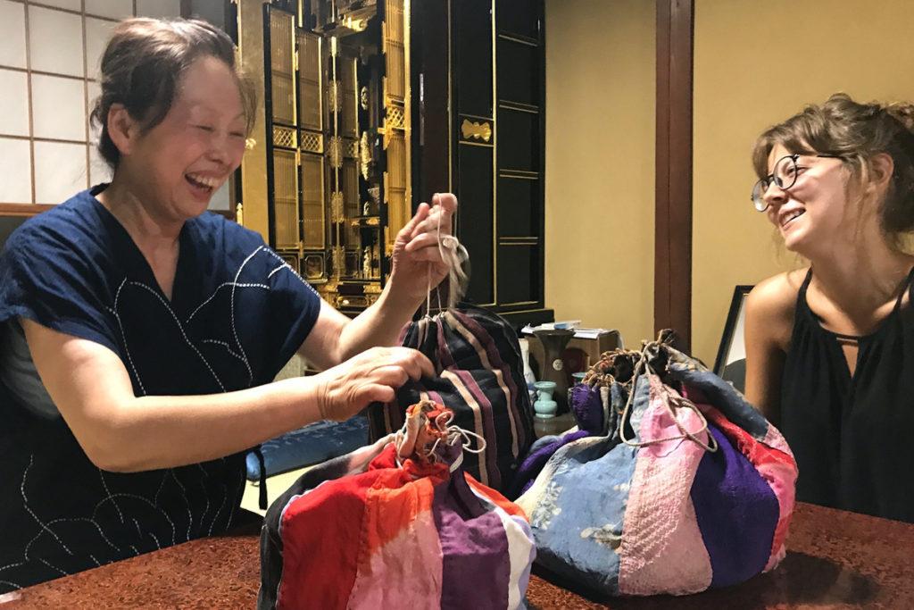 Customize Sashiko Workshop Keiko
