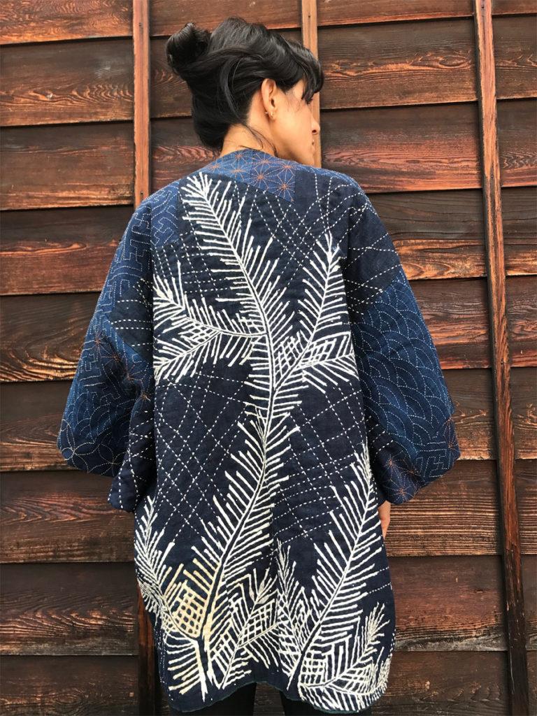 Sashiko Jacket 1st 17