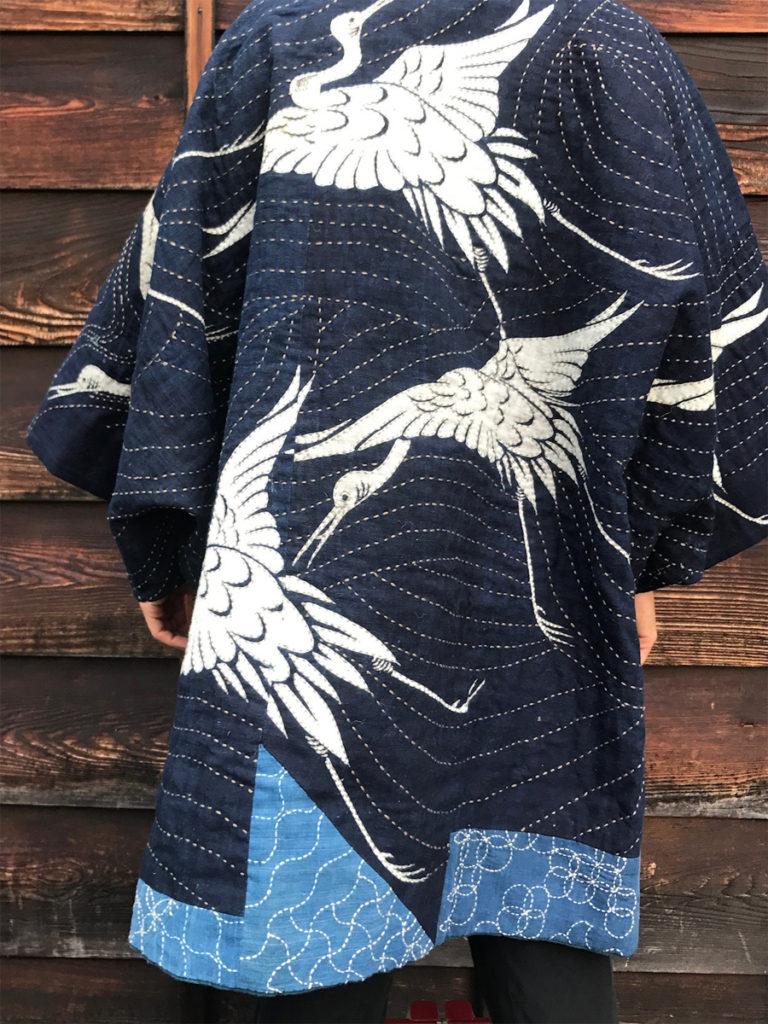 Sashiko Jacket 1st 2