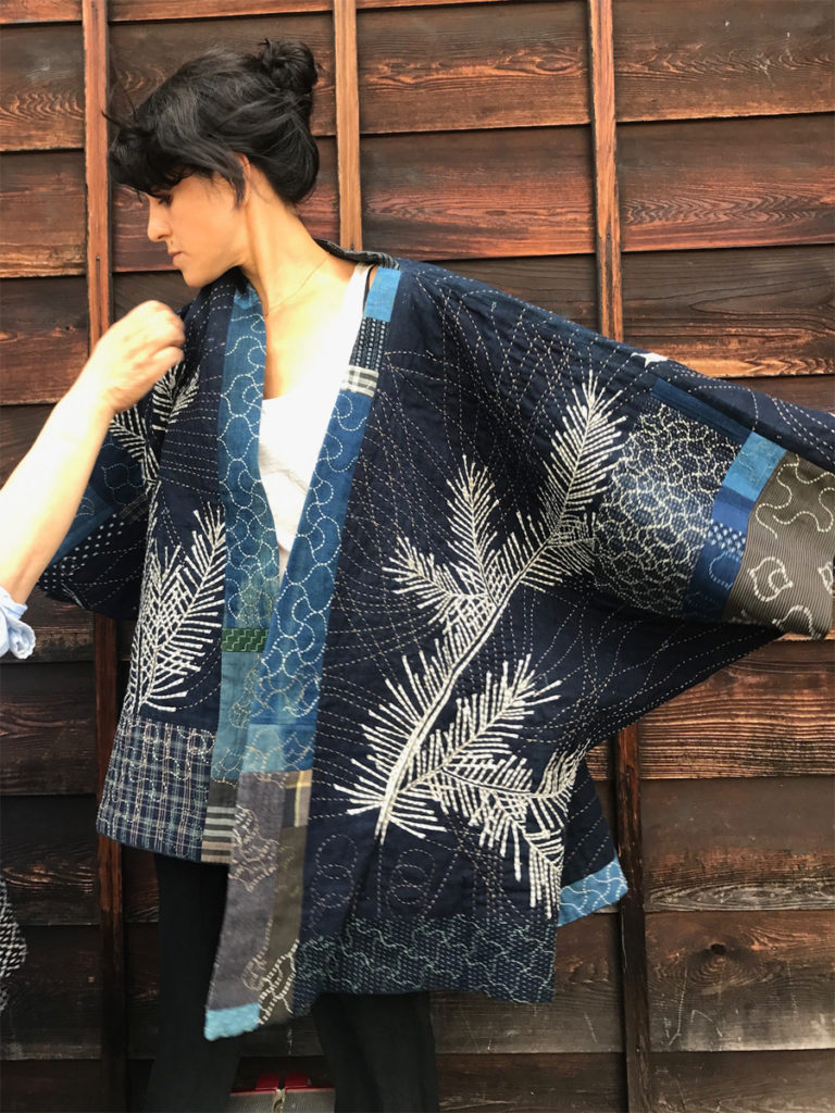 Sashiko Jacket 1st 6