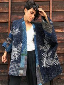 Sashiko Jacket 1st 5
