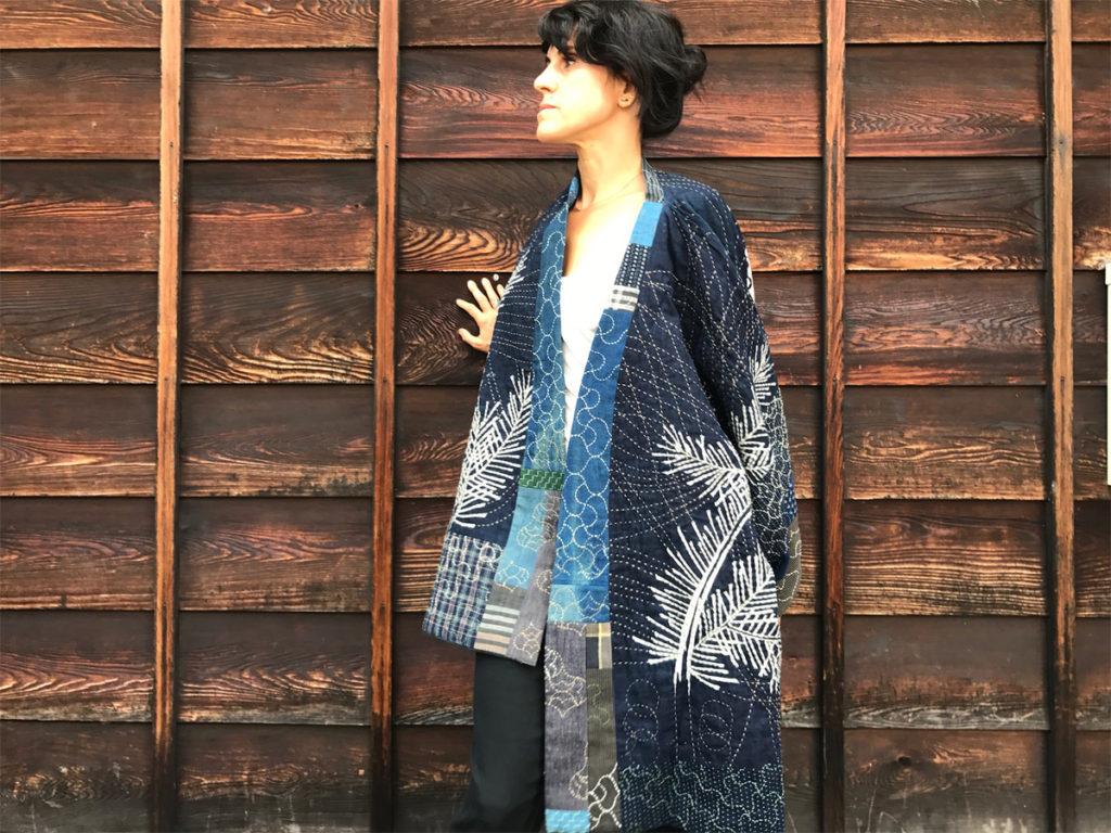 Sashiko Jacket 1st 4