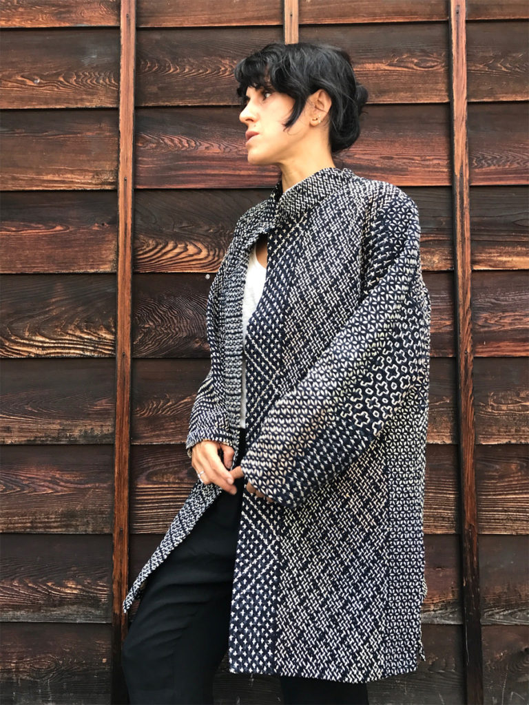 Sashiko Jacket 2nd 6