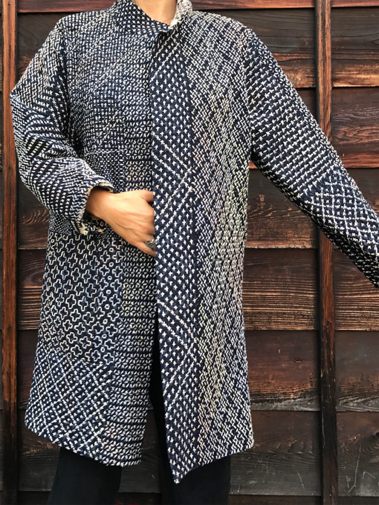 Sashiko Jacket 2nd 7