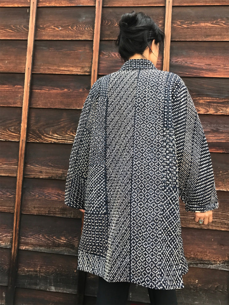 Sashiko Jacket 2nd 8