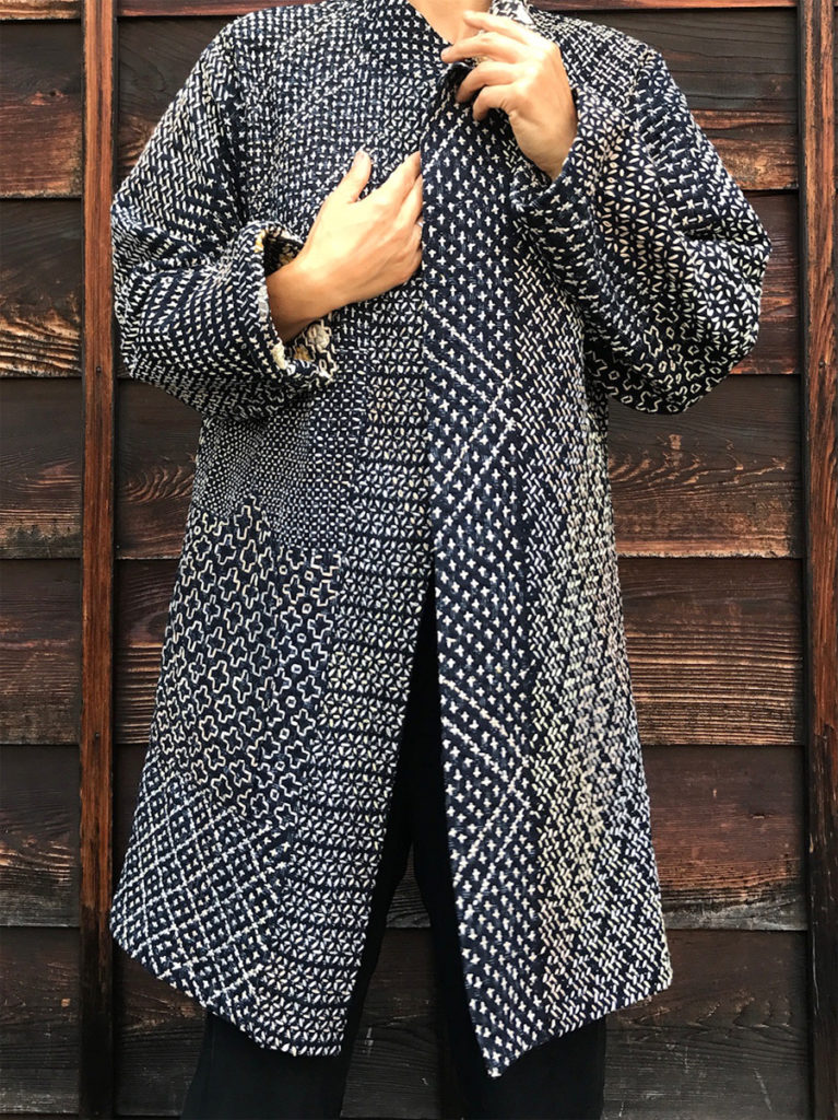 Sashiko Jacket 2nd 1