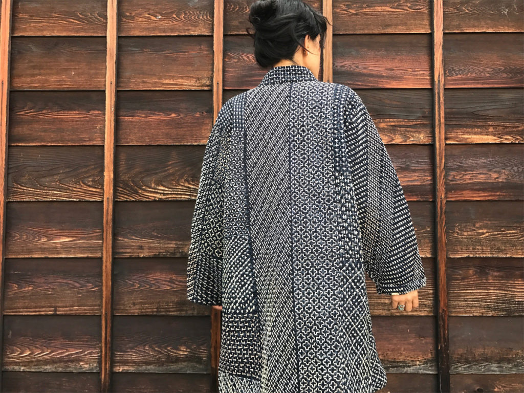 Sashiko Jacket 2nd 3