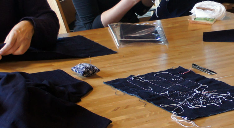 2017 Fall Sashiko Workshop