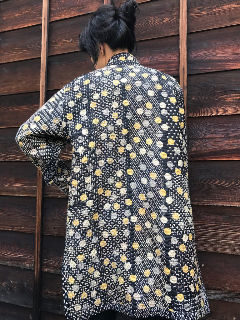 Sashiko Jacket 2nd 11