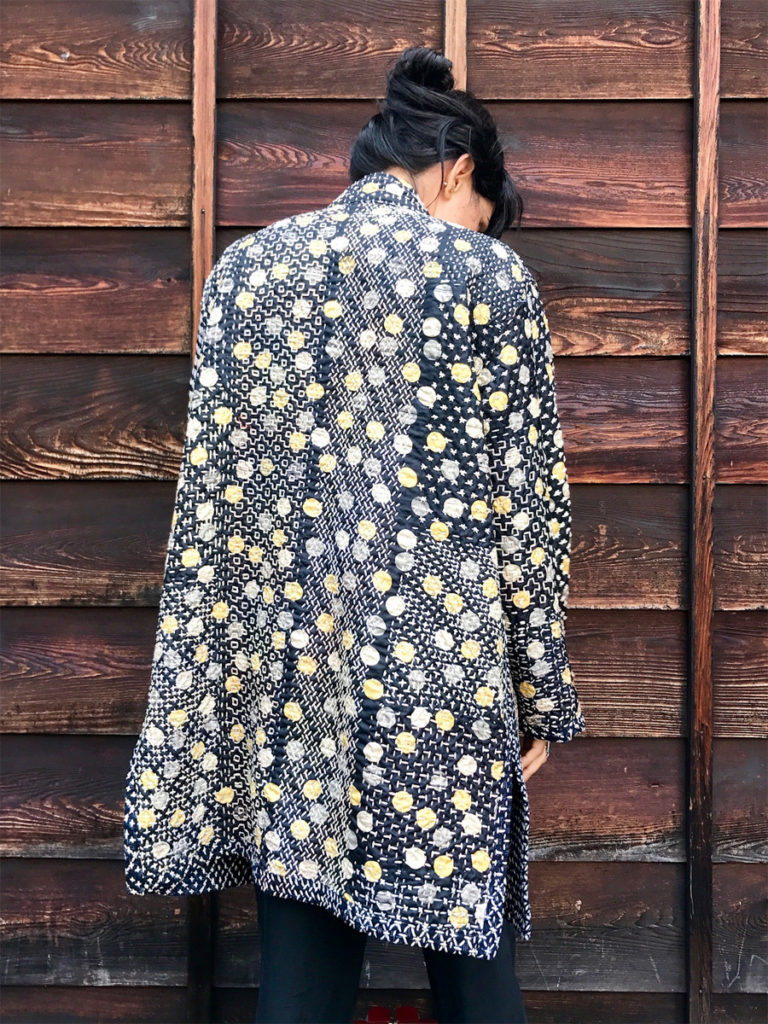 Sashiko Jacket 2nd 12