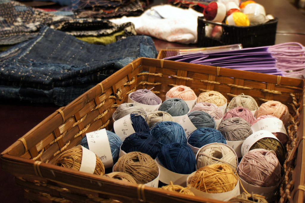 Sashiko Workshop Schedule 2018 3