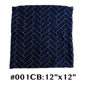 1BC Traditional Sashiko Cushion Cover