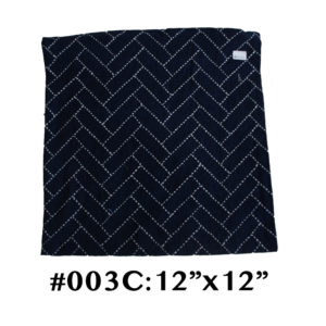 3C Traditional Sashiko Cushion Cover