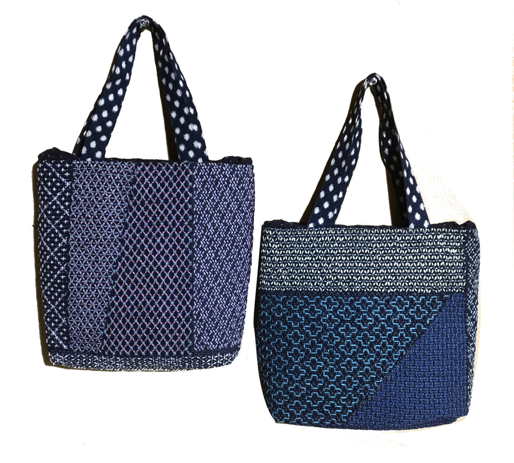 Private Sashiko Workshop Bags