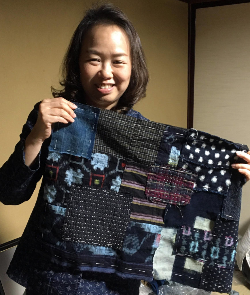 Boro Sashiko Workshop in Japan _4