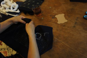Online Sashiko Workshop