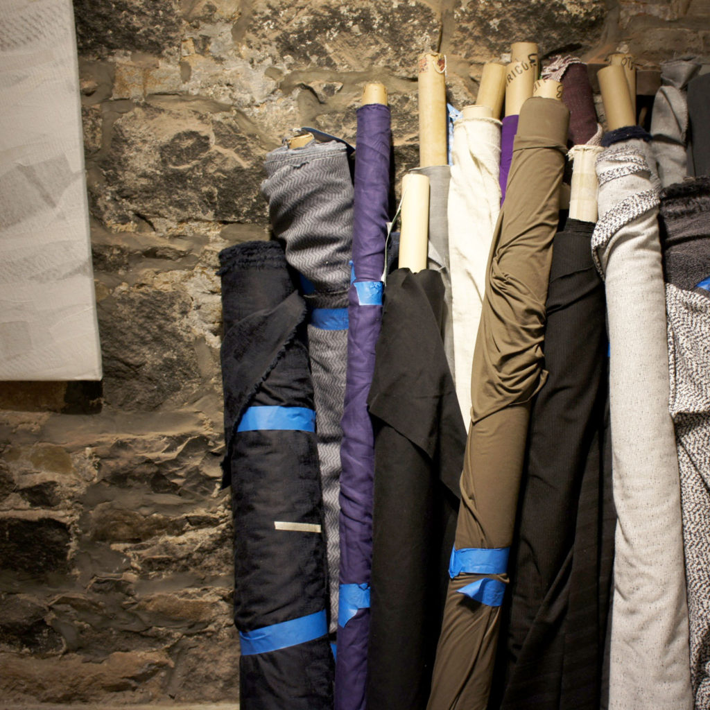Eileen Fisher x Sashiko Workshop Fabric