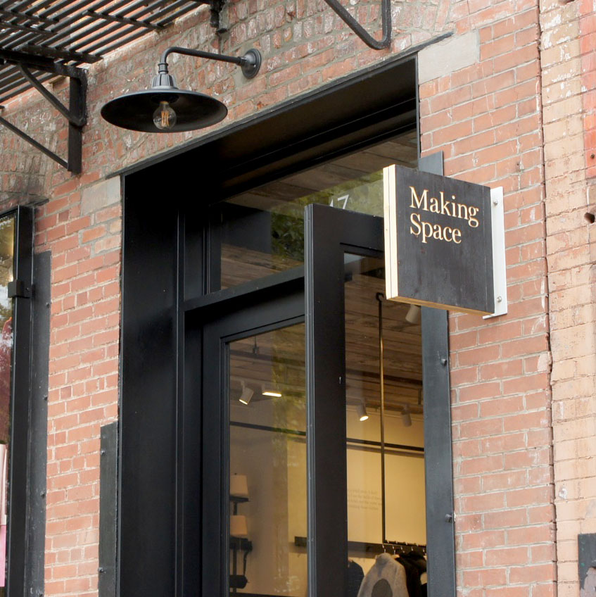 Eileen Fisher x Sashiko Workshop Location Brooklyn