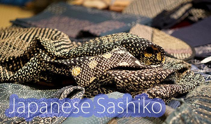 Japanese Sashiko