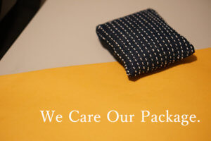 Eco Sashiko Package